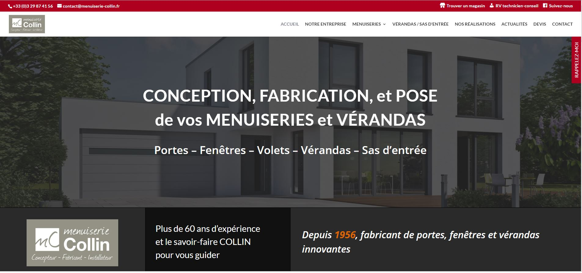 Menuiserie Collin France