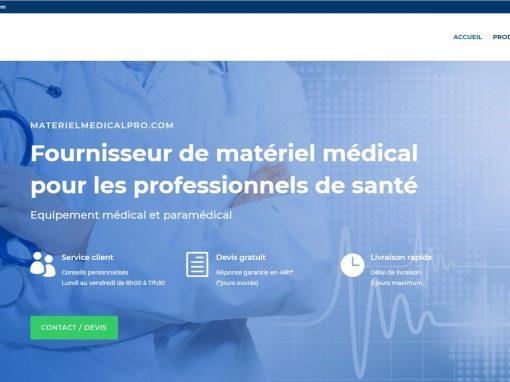 Materiel medical pro